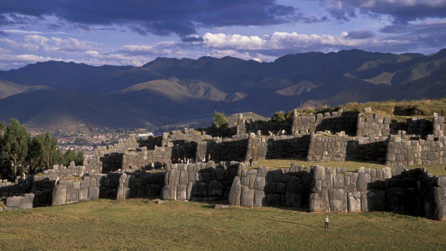 Cusco  - Sacsuhuaman