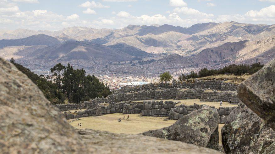 Sacsahuaman Fortress