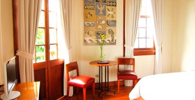 Second Home_guest room