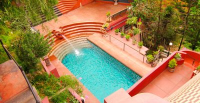 Second Home_pool