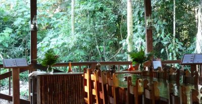 Tambopata Research Center_dining