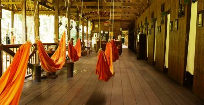 Tambopata Research Center_hammocks
