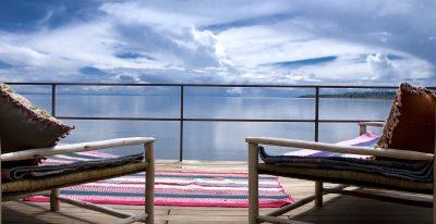 Titilaka Lodge_View to Lake Titicaca