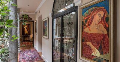 Villa Colonna_corridor