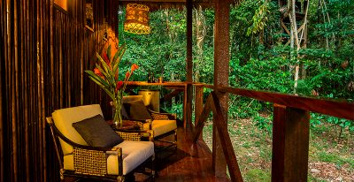 Refugio Amazonas_Suite terrace