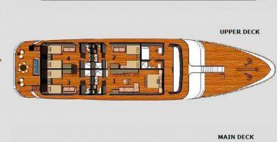 Sea Star Journey - Deck Plan