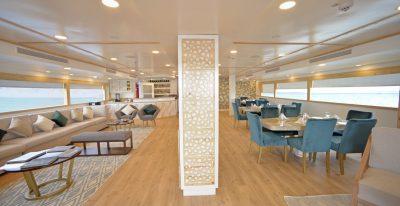 Sea Star Journey - Interior
