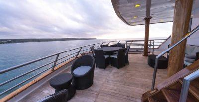 Sea Star Journey - Outdoor Deck