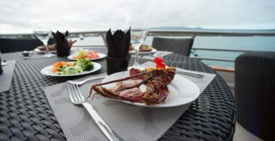 Sea Star Journey - Outdoor Dining