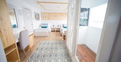Sea Star Journey - Twin Balcony Suite