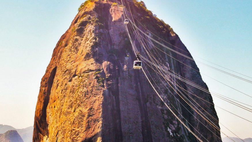 Brazil - Rio de Janeiro - Suguarloaf Mountain