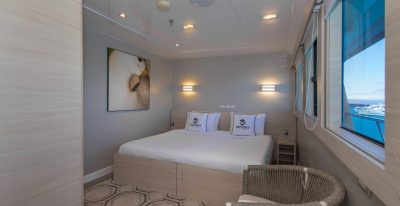 Galapagos Odyssey - Upper Deck Suite (Matrimonial)
