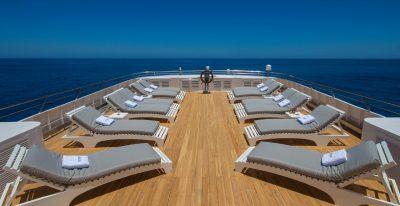 Galapagos Odyssey - Sun Deck