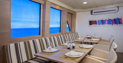 Treasure of Galapagos - Dining Area