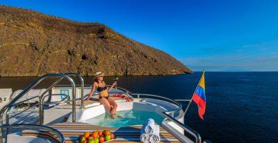 Treasure of Galapagos - Jacuzzi
