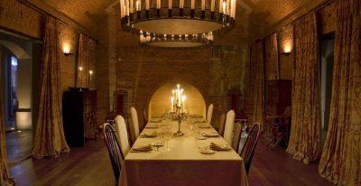 Estancia Vik_dining