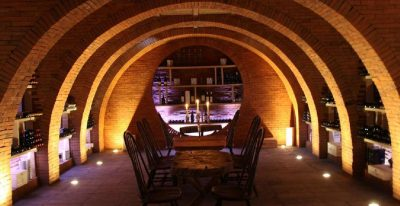 Estancia Vik_wine cellar
