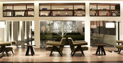 Oliva Hotel_common area