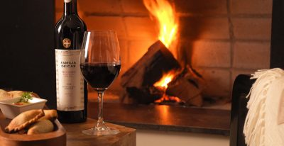 Oliva Hotel_fireplace