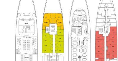Xperience - Deck Plan