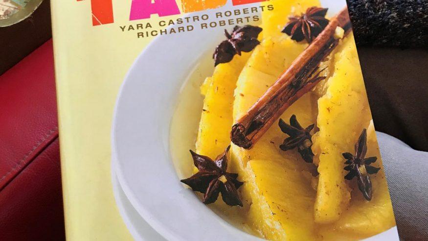 Yara and Richard's cookbook