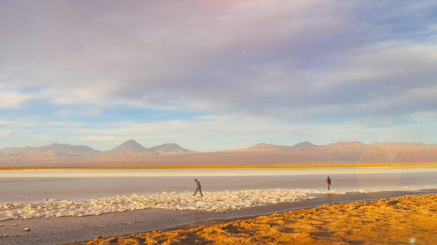 Chile - San Pedro de Atacama - Salt Flats