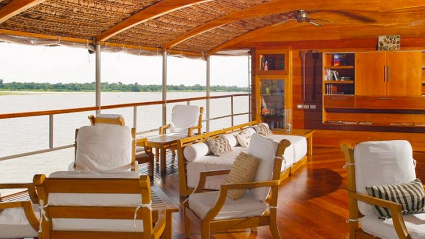 Peru Luxury Cruises - Delfin Interior