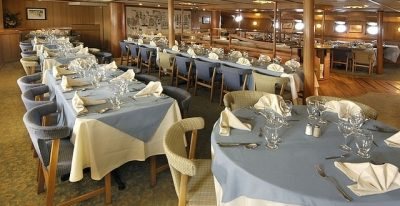 Galapagos Legend - Dining Room