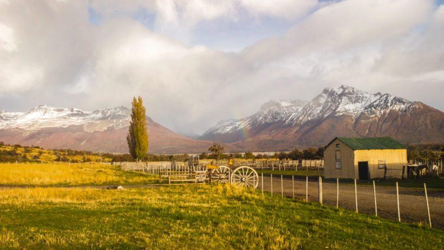 Patagonia - El Calafate - Estancia