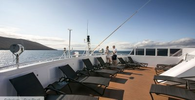 Santa Cruz II - Sun Deck