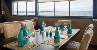 Galapagos Sea Star Journey - Dining Room