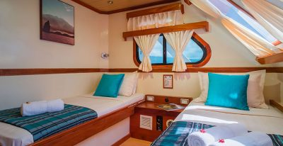 Seaman Journey - Twin Cabin