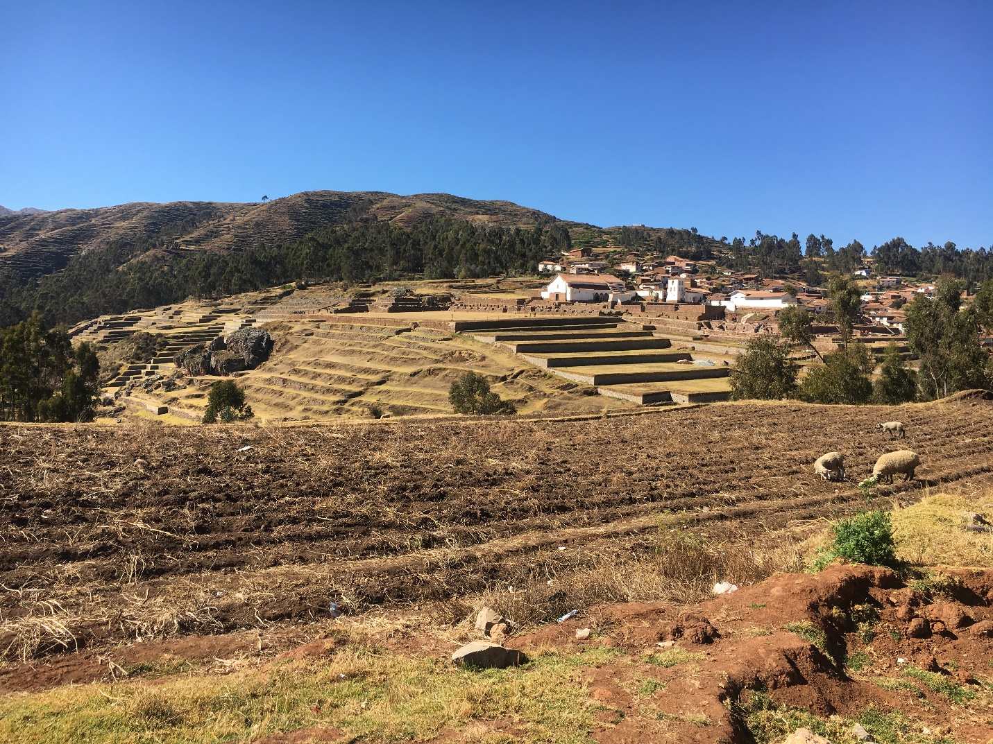 Chinchero, Sacred Valley, Peru
