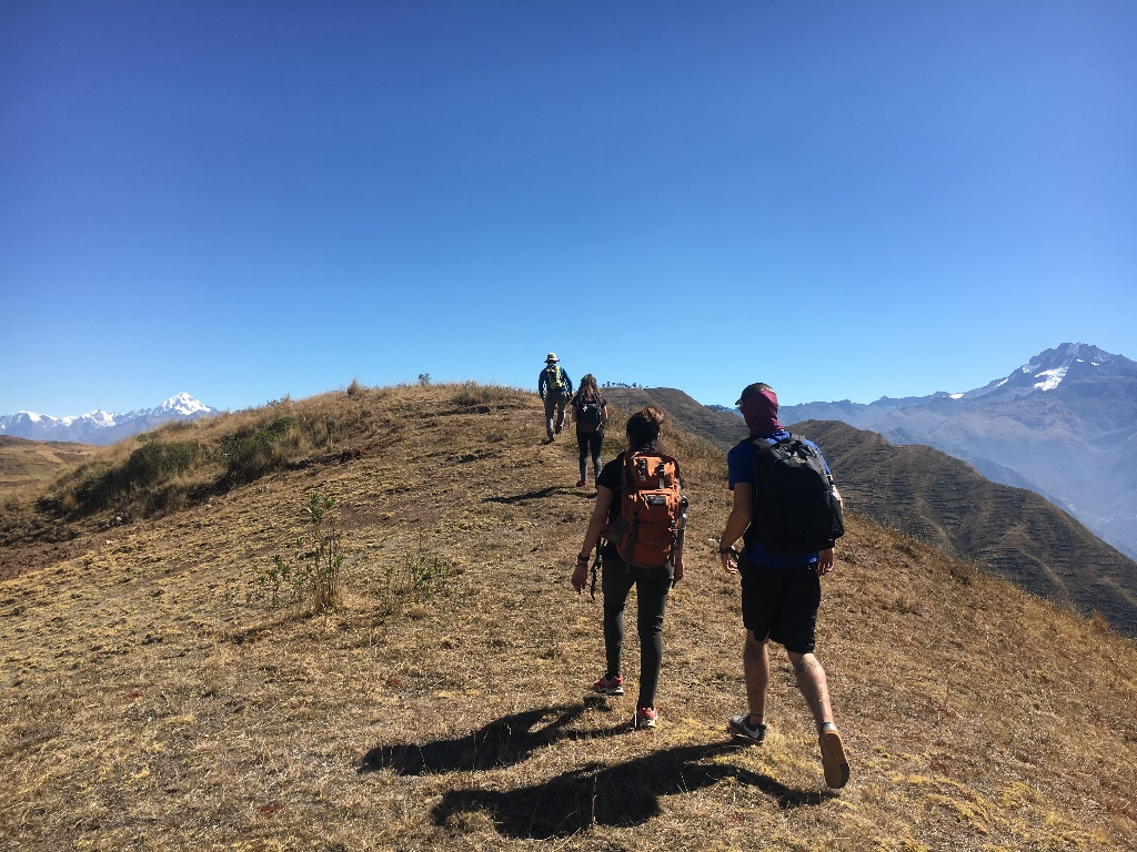 Hiking in the Sacred Valley