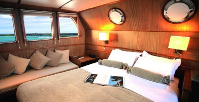 Corals - Junior Cabin