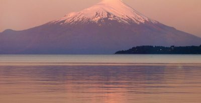 Chile - Lake District - Puerto Varas - Osorno Volcano