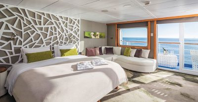 Galapagos Legend - Legend Balcony Suite