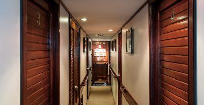 Letty - Hallway