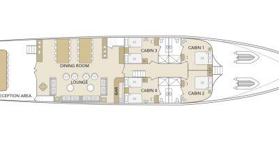 Galapagos Odyssey - Deck Plain - Main