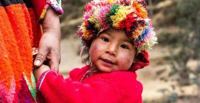 Peru - Little girl