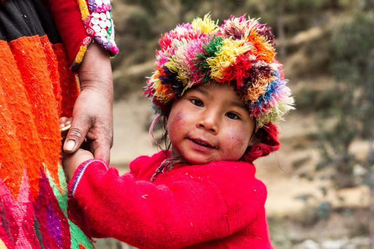 Peru - Little girl