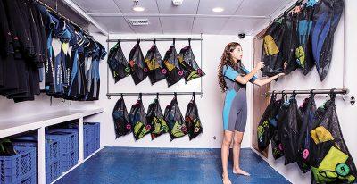 Galapagos Legend - Snorkeling Room