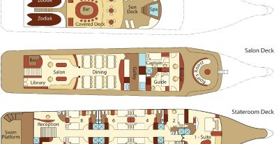 Integrity - Deck Plan