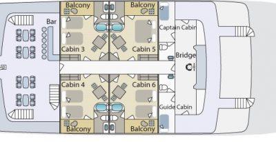 Cormorant - Upper Deck